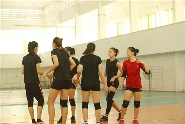 Asian volleyball champs to kicks off in Bac Ninh this weekend hinh anh 1