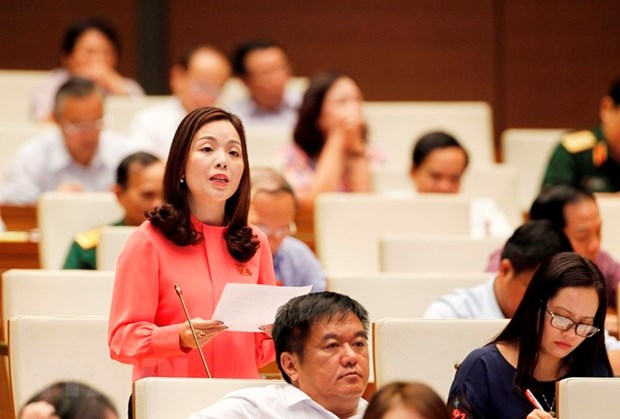 NA votes to pass bills on defence, coast guard hinh anh 1