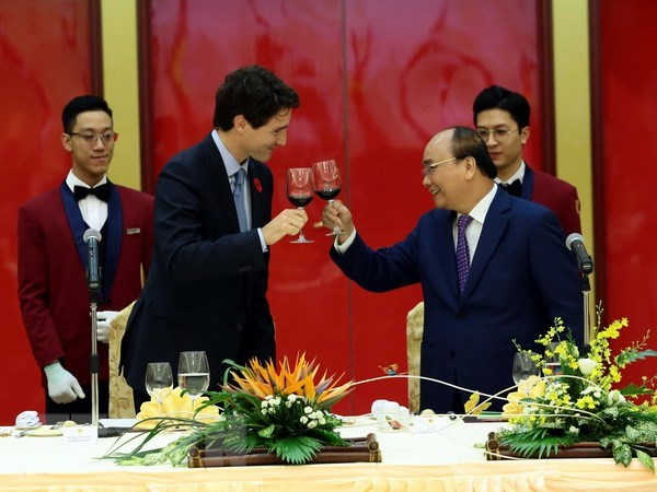 Vietnam-Canada relations to expand: official hinh anh 1