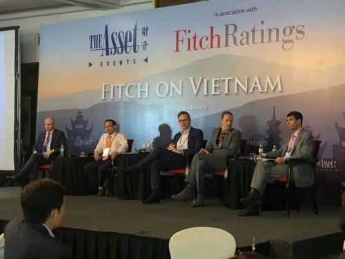 Vietnam has good growth momentum: Fitch forum hinh anh 1