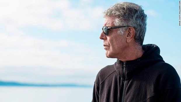 US celebrity chef Anthony Bourdain dies of suicide hinh anh 1