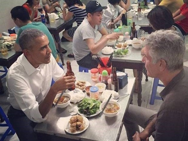 US celebrity chef Anthony Bourdain dies of suicide hinh anh 2