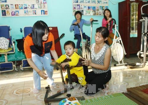 RoK supports Quang Tri with social welfare programmes hinh anh 1