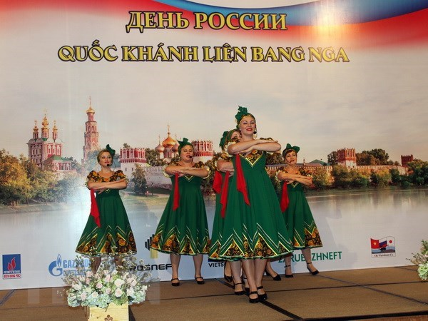 Russia Day marked in Ho Chi Minh City hinh anh 1
