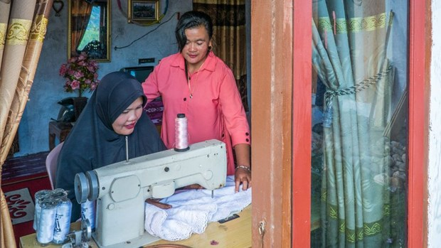 ADB provides 1 billion USD in loans for Indonesia hinh anh 1