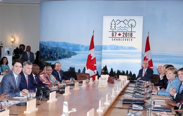 Deputy FM: G7 member states appreciate ties with Vietnam hinh anh 1