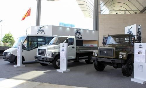 Russia's auto producer GAZ eyes foothold in Vietnam hinh anh 1
