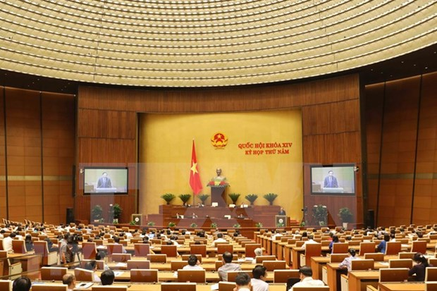 National Assembly's 17th working day hinh anh 1