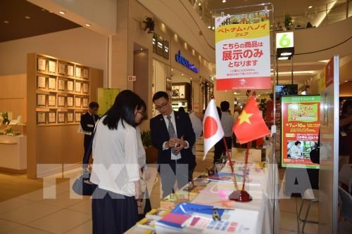 Vietnamese goods spotlighted in Japan's AEON chain hinh anh 1