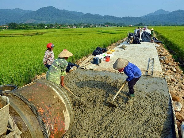 Criteria issued for model rural commune hinh anh 1