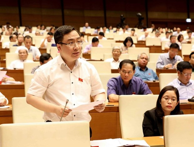 NA slated to adopt three laws on June 12 hinh anh 1