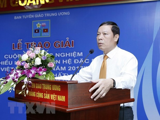 External information helps promote Vietnam's integration hinh anh 1