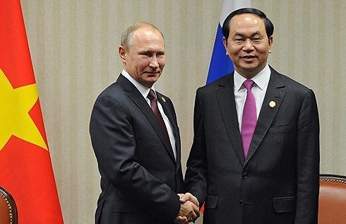 Leaders congratulate Russian counterparts on Russia Day hinh anh 1