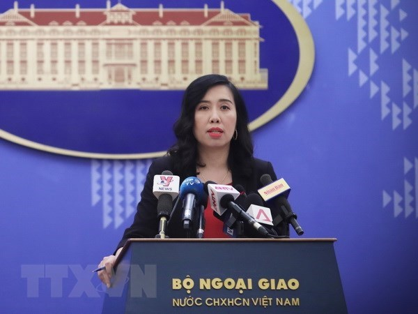Vietnam welcomes DPRK-US summit outcomes hinh anh 1
