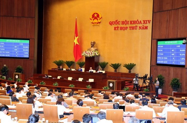 NA passes two resolutions on June 12 hinh anh 1