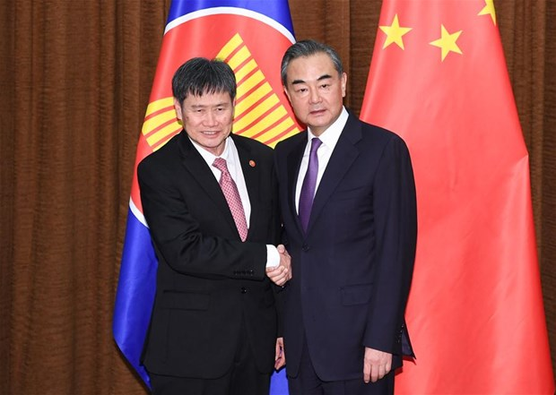 China, ASEAN aims for closer community hinh anh 1