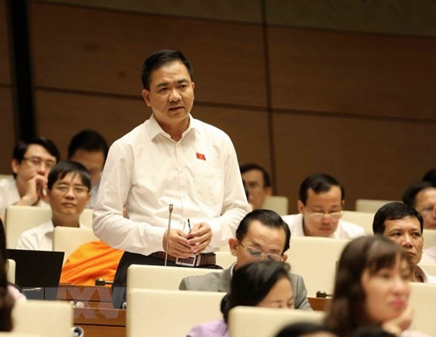 Anti-corruption law high on agenda of parliament on June 13 hinh anh 1