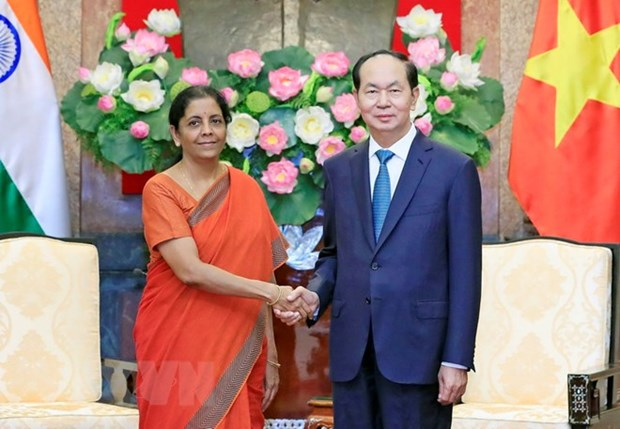 President voices support for stronger Vietnam-India defence ties hinh anh 1