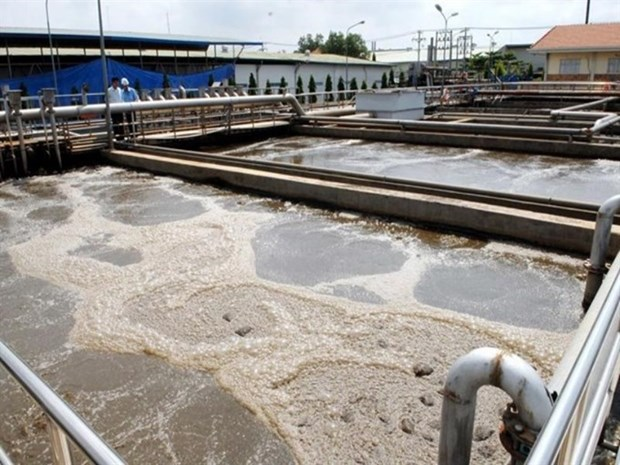 HCM City targets treating 90 percent of discharged water hinh anh 1