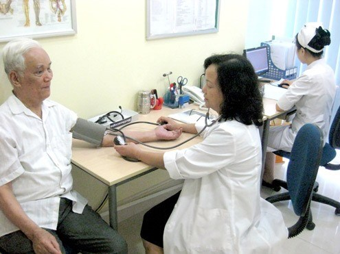 High blood pressure, diabetes go untreated hinh anh 1