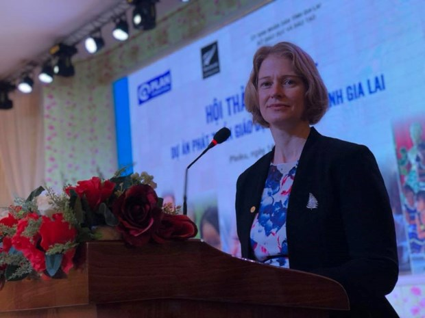 Gia Lai: Project raises preschool enrolment to 98 percent in 2018 hinh anh 1