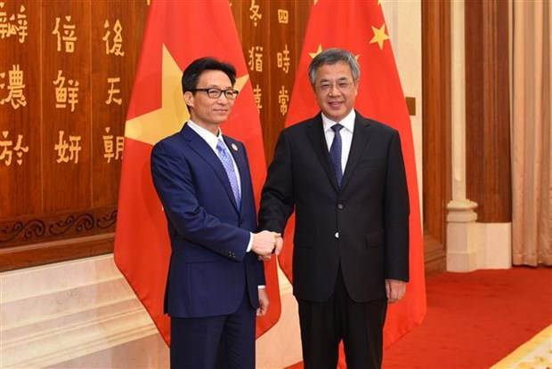 Deputy PM attends 5th China-South Asia Expo in Kunming hinh anh 2