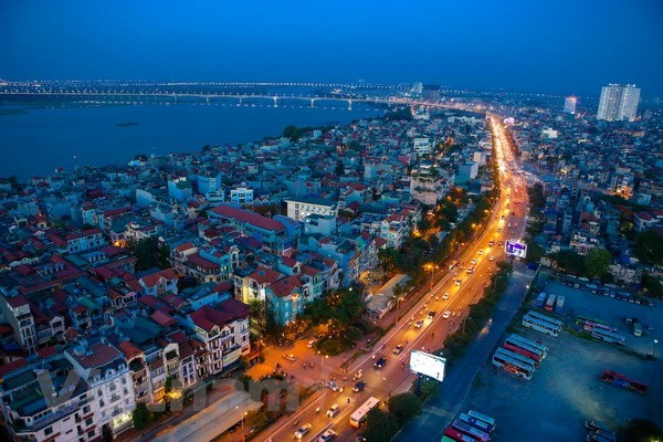 Ha Tinh takes lead in GRDP growth in H1 hinh anh 1