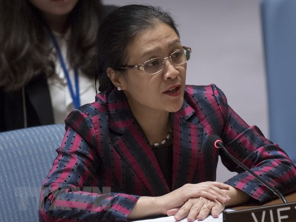 Vietnam commits to observing 1982 UNCLOS hinh anh 1