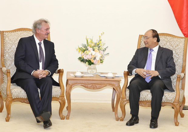 Vietnam regards Luxembourg important partner: PM hinh anh 1