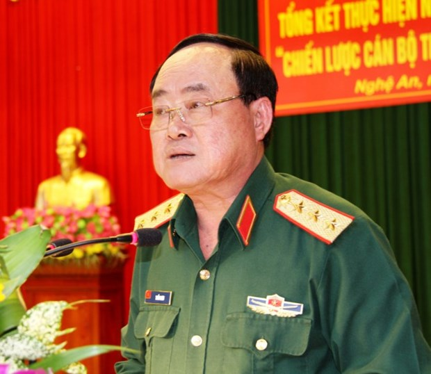 Vietnam, Myanmar promote defence cooperation hinh anh 1