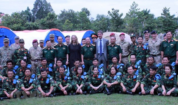Vietnam's first field hospital to leave for South Sudan shortly hinh anh 1