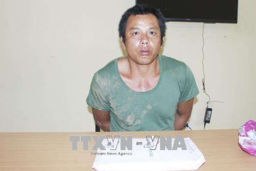 Dien Bien police seize 1kg of heroin from drug dealer hinh anh 1