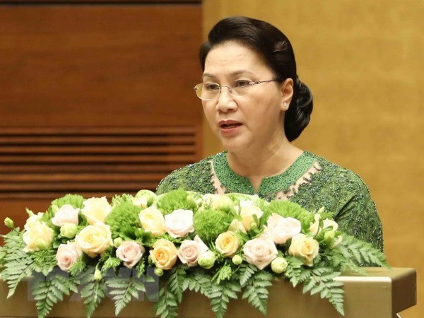 National Assembly completes fifth session's working agenda hinh anh 1