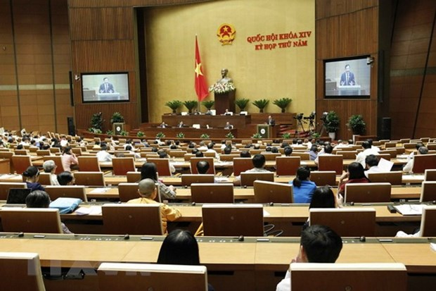 Fifth meeting of 14th NA to close on June 15 hinh anh 1