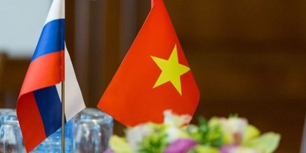 Embassy gives State banquet to celebrate Russia Day in Hanoi hinh anh 1