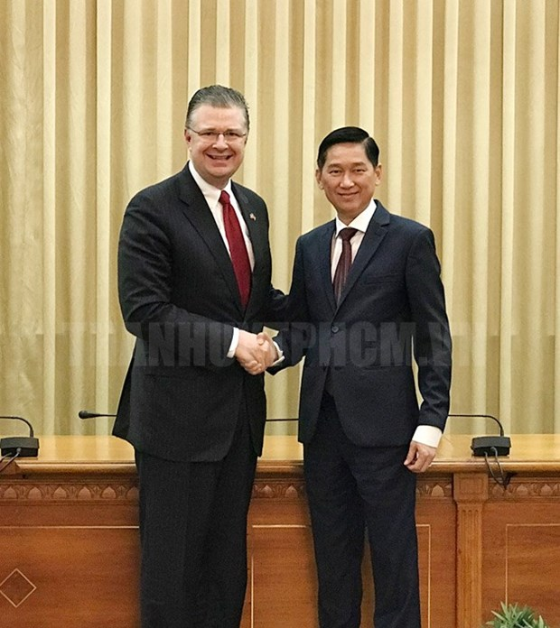Ho Chi Minh City seeks to boost medical cooperation with US hinh anh 1