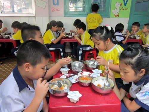 HCM City to pilot food safety and hygiene programme in schools hinh anh 1