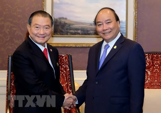 Prime Minister receives ThaiBev Chairman in Bangkok hinh anh 1