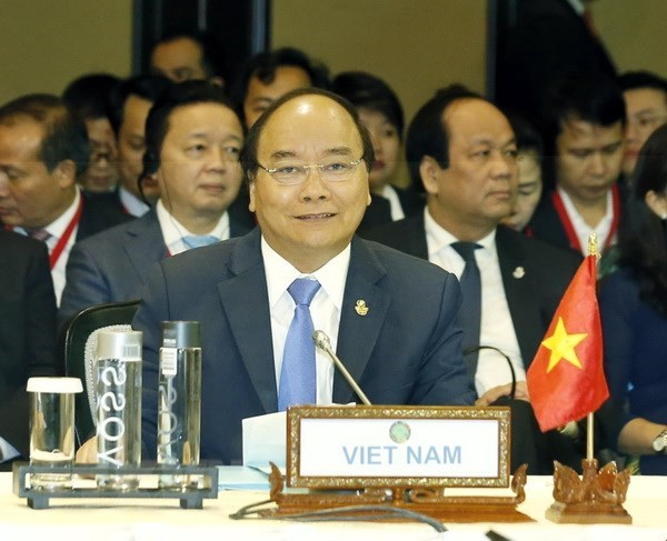Vietnam's PM proposes solutions to improve ACMECS cooperation hinh anh 1