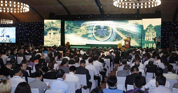 Hanoi leads in six-month FDI attraction for first time hinh anh 1