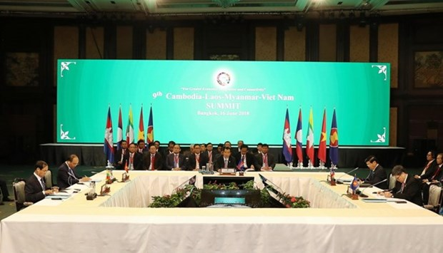 Vietnam helps promote sustainable development in Mekong Sub-region hinh anh 1
