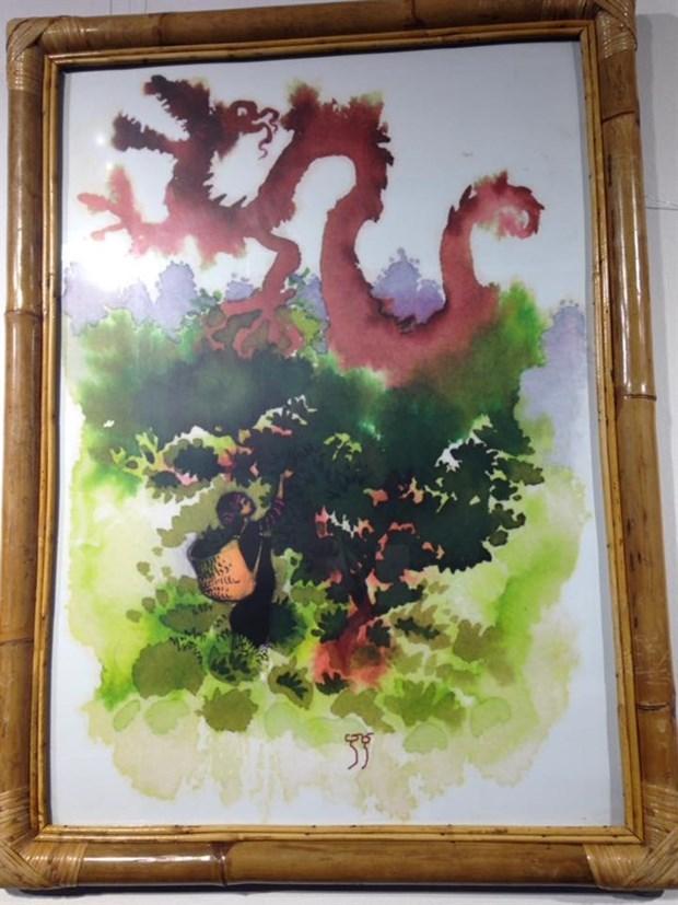 Multi-media exhibition honours Shan Tuyet tea hinh anh 2