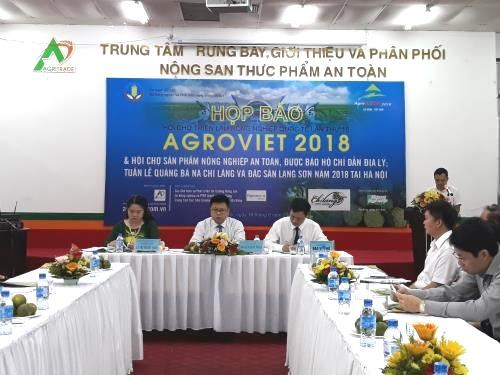 AgroViet 2018 slated for late June in Da Nang hinh anh 1