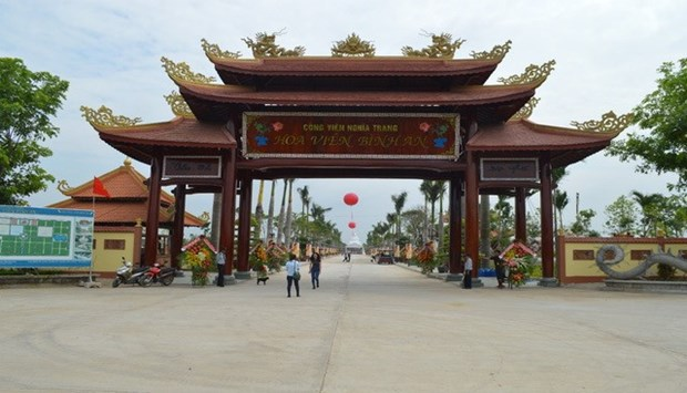 Burial plots offered for sale hinh anh 1
