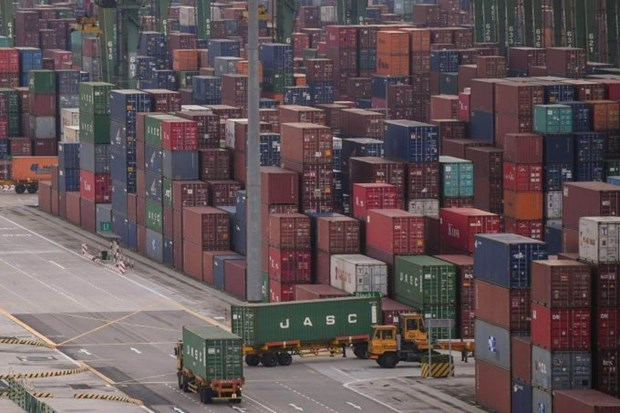 Singapore's non-oil domestic exports rise 15.5 percent in May hinh anh 1