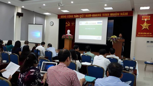 Project helps improve food security for women in rural areas hinh anh 1