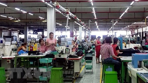 Most protesting employees resume work: VGCL hinh anh 1