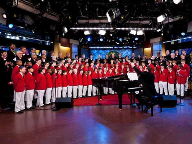 American choir to sing Vietnamese folk song hinh anh 1