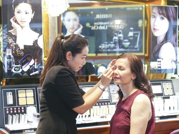 Japanese beauty brands secure foothold in Vietnam hinh anh 1