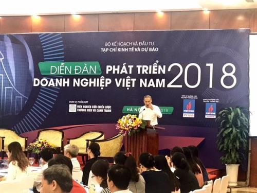 VCCI: business environment sees remarkable improvement hinh anh 1